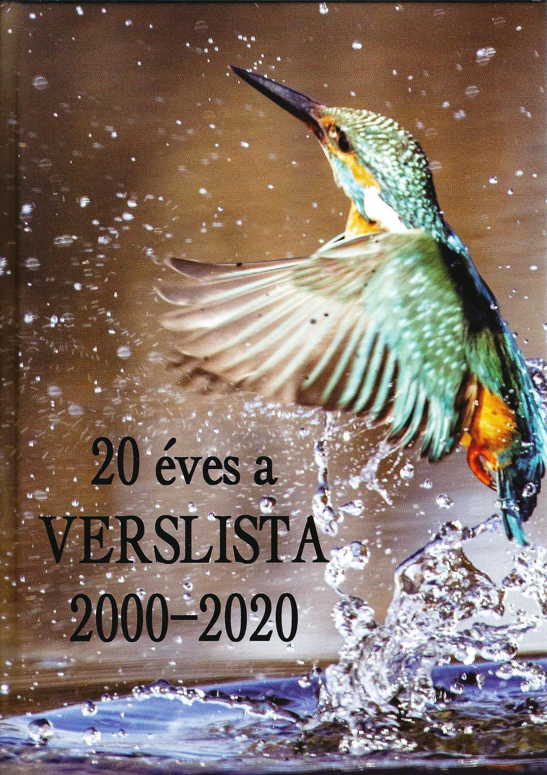 20 éves a VERSLISTA 2000-2020